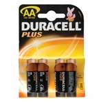 Duracell AA Batteries (4)